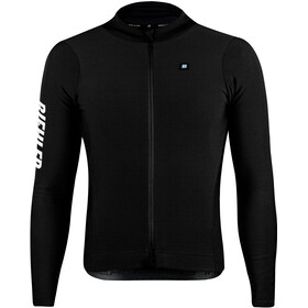 Biehler Thermal Rain LS Jersey Men, black